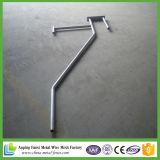 Galvanisierte heißes BAD ASTM4687-2007 2.1X2.4m das temporäre Fechten für Australien