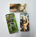 장식적인 Custom Design 3D Lenticular Phone Sticker
