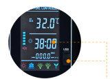 Регулятор термостата Sauna LCD ультракрасный с портом USB для MP3