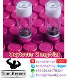 Oxytocine de bonne qualité de peptide de 99% (2mg/vials, 10 fioles/cadre) CAS : 50-56-6