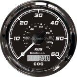 Спидометр высокого качества 85mm GPS 0-60 узлов с Backlight
