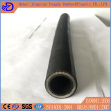 Le fil d'acier DIN En856 4sh 4sp s'est développé en spirales boyau en caoutchouc hydraulique