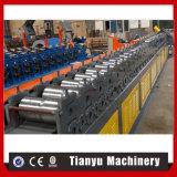 機械を形作る冷たい鋼鉄戸枠ロール