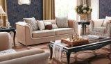 Sofa classique neuf de tissu, sofa saoudien
