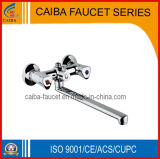 New Design Double Handle Kitchen Faucet