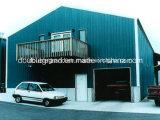 Полуфабрикат выставочный зал автомобиля стальной структуры