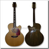 EQ (AFSb8CE)를 가진 42 인치 Cutaway Jumbo Electric Acoustic Guitar