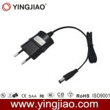 6W GS/UL Approved 벽 Mount AC/DC Power Adapter