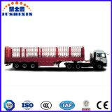 Китая изготовления 3 Axle 40FT общего назначения загородки груза трейлер Semi, бортовой стены коль трейлер Semi