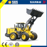 Ce Approved Shandong Xiandai 5ton Wheel Loader voor Sale met Lowest Price Highquality