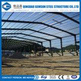 Construction de structure métallique/atelier légers galvanisés plongés chauds (SSW-002)