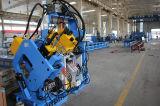 Hochgeschwindigkeits-CNC-Winkel-lochende Maschine mit Markierung und scherender Funktion