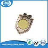 Hochwertiges eindeutiges Entwurfs-Gold überzogene Metallgeld-Klipps