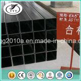 Il tubo del quadrato nero ha lubrificato, verniciato da Tianjin Tianyingtai
