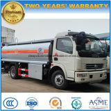 Dongfeng 4X2 7000 litros del combustible del dispensador 7kl del petróleo de carro del transporte