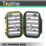 Fliegen-Plastikfischerei-Kasten mit populärem Entwurf