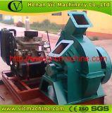 ディーゼル機関を搭載するディスク木製の砕木機