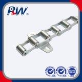 Sはタイプする鋼鉄農業のコンベヤーの鎖(S62A2K1、S77K1)を