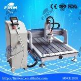 Il CNC della tagliatrice dell'incisione di CNC di falegnameria incide la macchina FM6090t