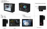 2スクリーン完全なHD 1080Pは小型ヘルメットのスポーツの処置のカメラG3を防水する