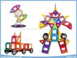 108PCS com enigma magnético das rodas brinca brinquedos educacionais da sabedoria para crianças