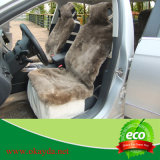 Срезанная крышка места автомобиля овчины шерстей