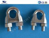 스테인리스 철사 밧줄 클립 AISI316 또는 AISI304