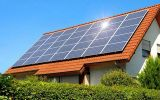 Panneau solaire de 100 watts (24 cellules)