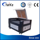 Macchina per incidere di plastica acrilica di gomma del laser di legno Ck1290