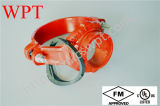 Дуктильное Iron Grooved Mechanical Tee для защиты от огня System