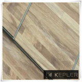 Planche grise professionnelle en bois de plancher de vinyle