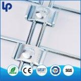 De elektro Gegalvaniseerde Flexibele Prijslijst van het Dienblad van de Kabel/van de Draad van het Netwerk van de Kabel Van het tray/Cable- Dienblad