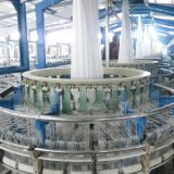 Feito no saco tecido PP branco de China 50kg em Rolls