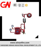 Alta qualità Wet Alarm Check Valve per Fire Fighting