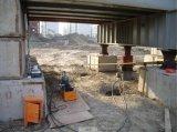 Sistema de prueba estático de cargamento de la pila