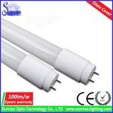 110lm/W 4FT T8 18W LED Leuchtstoffgefäß-Licht