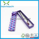 Kundenspezifischer Papierschmucksache-Kasten für Halskette mit niedrigem Preis