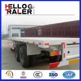 Halb des Schlussteil-20FT Behälter-Schlussteil-LKW Behälter-LKW-des Schlussteil-40FT