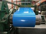 Bobina de acero cubierta PPGL/PPGI/Color de /Pre-Painted del material de construcción