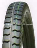 Alto neumático contento de goma 375-19 de la motocicleta del neumático de la motocicleta