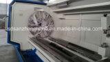 Tubulação grande do CNC do furo Qk1335 que rosqueia o torno de China