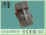20kg 무쇠 OIML 표준 구경측정 무게