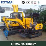 Mini vente d'excavatrice de Fotma Fmjh18