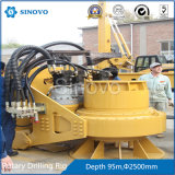 TR360D hydraulische Drehölplattform für Basisaufbau