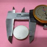 Elemento piezoeléctrico de cerámica modificado para requisitos particulares 1MHz del sensor ultrasónico de Pzt 25m m