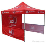 tenda Trad di promozione del baldacchino di esposizione personalizzata 10X10 con il blocco per grafici