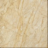 가득 차있는 Polished Porcelain Marble Glazed Tile (VRP66501N 600X600mm)