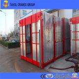Двойные Lifter конструкции клеток Sc200/200/подъем конструкции для здания Consrtuction