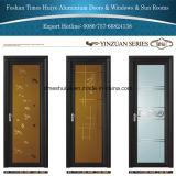 Portes en aluminium de tissu pour rideaux d'excellente qualité