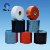 Medical Gradeのための0.8mm Amber Pharmaceutical Packing Clear Rigid PVC